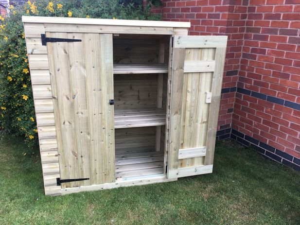 Playground Storage Cupboard