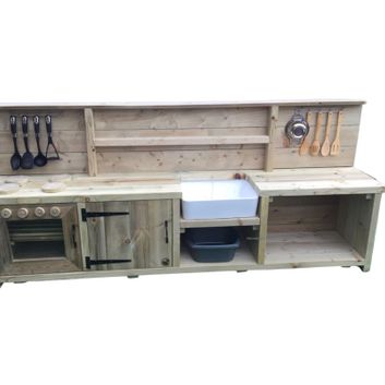 Mud Kitchen Deluxe