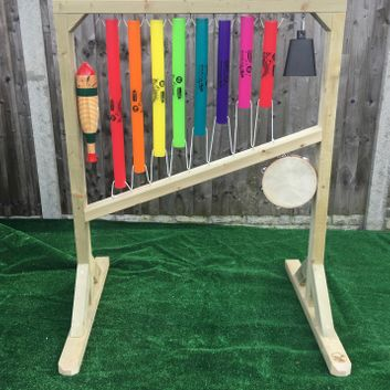 Outdoor Percussion Stand