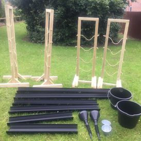 Gutter Stand Frames (Accessories included)