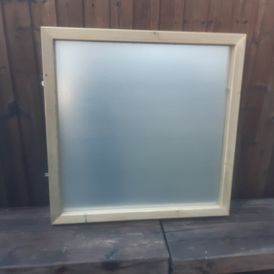 Framed Magnetic Board