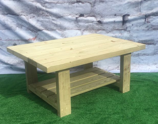 Wooden Early Years Table