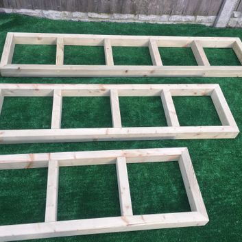 Outdoor Sorting Frames